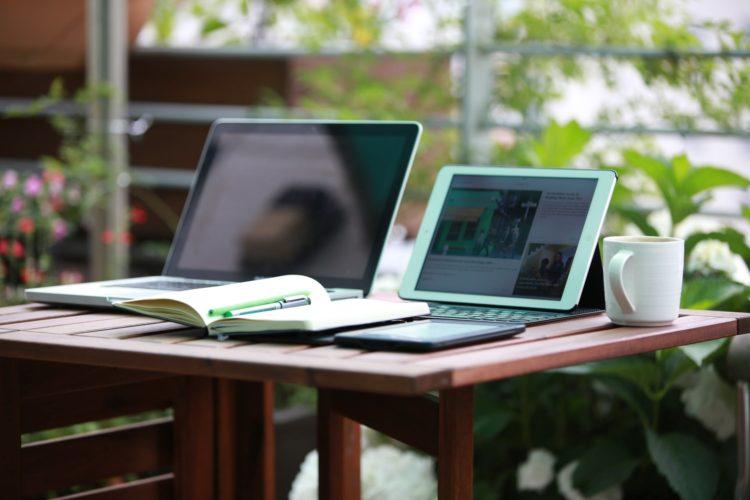Laptops grafisch vormgevers
