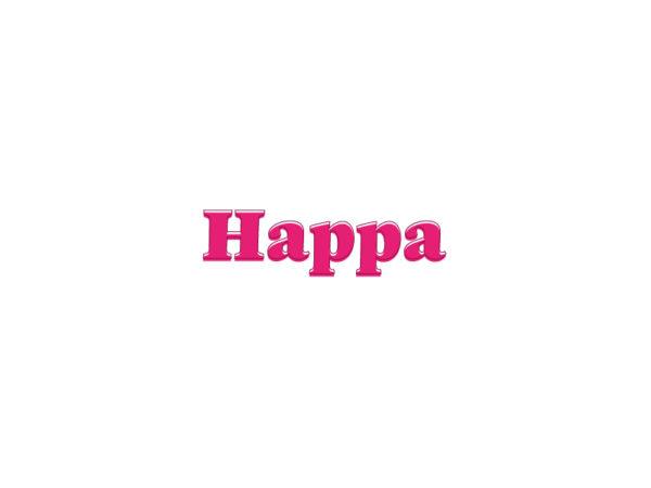 happa als bedrijfsnaam