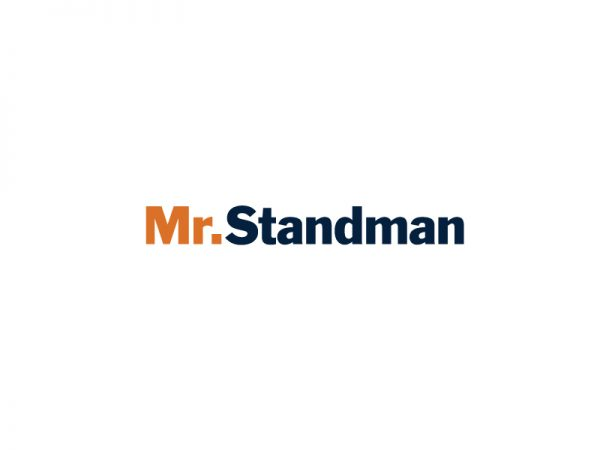 Mr standman als bedrijfsnaam?